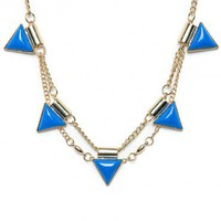 Khan Necklace - ShopSosie.com