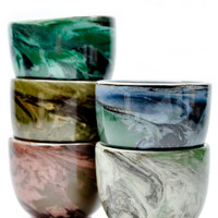 Marbled Sake Cup Set | LEIF