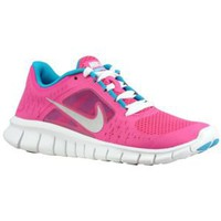 Nike Free Run 3 - Girls&#x27; Grade School at Foot Locker