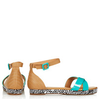 HYPER Cross Strap Pool Sandals - New In This Week - New In - Topshop USA