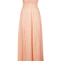 **LIMITED EDITION Chiffon Bodice Maxi Dress - Dresses  - Clothing
