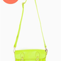 Neon Yellow Bags - Neon Yellow Satchels- Summer Neon Bags- $47