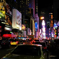 New York City - Times Square 002 Photograph by Lance Vaughn - New York City - Times Square 002 Fine Art Prints and Posters for Sale