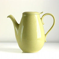 Mid Century Coffee Pot  Pebbleford by WiseApple on Etsy