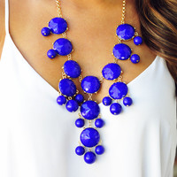 The Royal Blue Crew Necklace | Hope&#x27;s