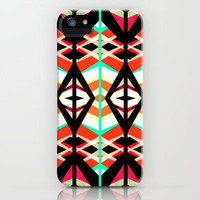 Mix #331 iPhone &amp; iPod Case by Ornaart