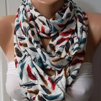 Infinity Scarf  Circle Scarf  Tube scarf......