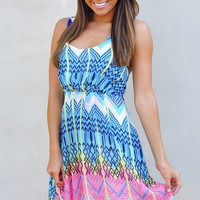 Bold Bright And Beautiful Dress: Multi | Hope&#x27;s