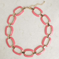 Berry Lush Chain Necklace at ShopRuche.com