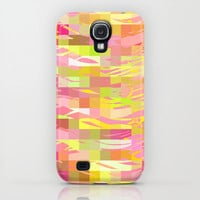 Pink Splash iPhone & iPod Case by Lisa Argyropoulos