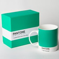 Pantone - PANTONE 2013 Color of the Year Mug – Emerald