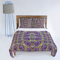 DENY Designs Home Accessories | Ingrid Padilla Pansies Duvet Cover
