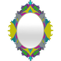 DENY Designs Home Accessories | Paula Ogier River Rose Baroque Mirror