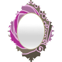 DENY Designs Home Accessories | Paula Ogier Rose 2 Baroque Mirror