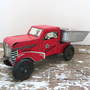 Courtland Dump Truck Walt Reach Toy Truck Tin Truck Toy Car