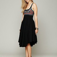 Free People Telluride Fit-N-Flare Dress