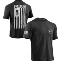 Under Armour Men&#x27;s WWP Freedom Flag T-Shirt