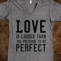 Perfect. - Wear Your Heart on your Sleeve - Skreened T-shirts, Organic Shirts, Hoodies, Kids Tees, Baby One-Pieces and Tote Bags