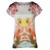 Flamingo Love Top