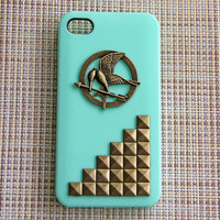 summer trending bronzed protective case for iPhone 5 iPhone 4 iPhone 4s phone case friendship love gifts