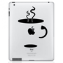 Coffee iPad Decal