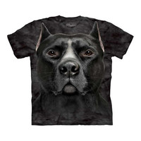 Big Face Pitbull T-Shirt at Firebox.com
