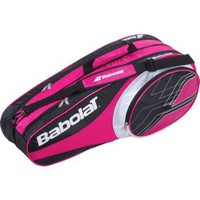 Babolat Club Line 6-Pack Pink Tennis Bag - Dick&#x27;s Sporting Goods