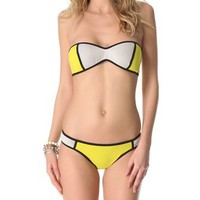 DosMares Galena Bandeau Bikini Set | SHOPBOP