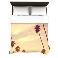 "Catherine McDonald ""Endless Summer"" Duvet Cover 