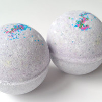 Sugar Plum Fairy Bath Bomb by ZEN-ful, Bath Fizzy, Bath Bombs Sugar Plum, Gift Ideas, Bath Bomb 5.5 oz