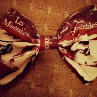 Les Miserables Hair Bow