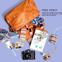 IN THE BAG: FREE SPIRIT