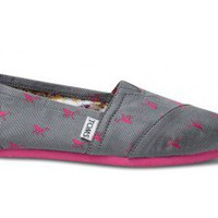 Embroidered Monkey Women&#x27;s Classics | TOMS.com