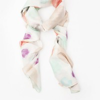Emerald Grippa / Sherbet Scarf