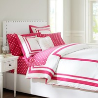Suite Organic Duvet Cover + Sham