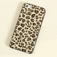 lulula — leopard hard case for iphone 4/4s/5