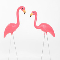 Urban Outfitters - Lawn Flamingo - Set Of 2