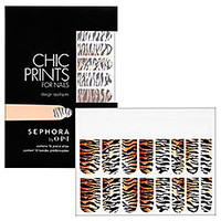 Sephora: SEPHORA by OPI Chic Print for Nails: Nail Polish