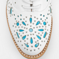Urban Outfitters - Jeffrey Campbell Danica Cutout Stud Oxford