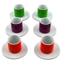Fun Cafe Espresso 6 Piece Set - A+R Store