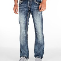 Rock Revival Aubin Slim Boot Jean - Men&#x27;s Jeans | Buckle