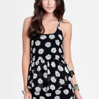 He Loves Me Daisy Dress By Reverse - $58.00 : ThreadSence, Women&#x27;s Indie &amp; Bohemian Clothing, Dresses, &amp; Accessories