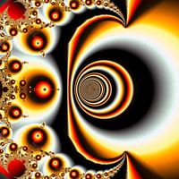 Orbital Journey Digital Art by Betsy Jones - Orbital Journey Fine Art Prints and Posters for Sale