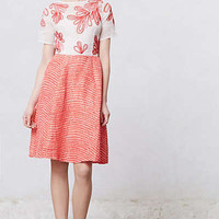Anthropologie - Embroidered Halcyon Dress