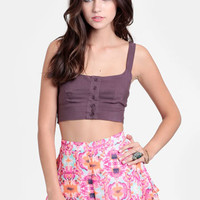 Flirtation Tiered Floral Shorts - $34.00 : ThreadSence, Women&#x27;s Indie &amp; Bohemian Clothing, Dresses, &amp; Accessories