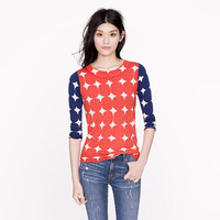 Merino Tippi sweater in pop art dot