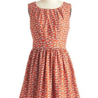 Take a Half Daisy Dress | Mod Retro Vintage Dresses | ModCloth.com