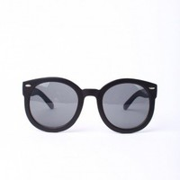 Whitney Sunglasses in Ebony