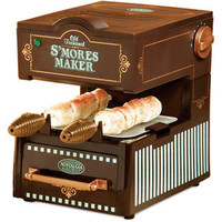 Walmart: Nostalgia Electrics Old Fashioned S&#x27;Mores Maker