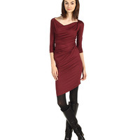Vivienne Westwood Anglomania Dahlia Dress Claret - Zappos.com Free Shipping BOTH Ways